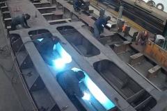 Сварка металлоконструкций Дубосарская ГЭС