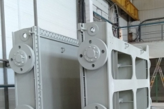 гидромеханическое оборудование (затворы)